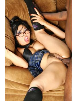Anita Vixen: Threesome !